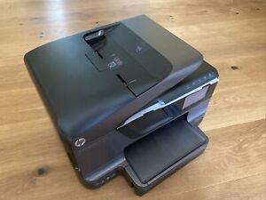 hp Drucker. All-in-one. Officejet pro 8600 plus. Schmiert beim Drucken. Defekt!