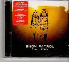 (FH788) Snow Patrol, Final Straw - 2004 CD