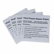 Inflatable Air Bed Hot Tub Puncture Repair Patch Kit for Heavy Duty