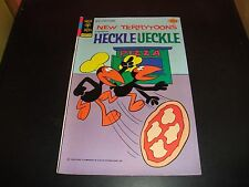 Heckle & Jeckle #33 Terrytoons Comic Book VF Condition 8.0 1975 Gold Key Bronze