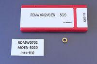 ü1 RDMW 1003MOSN F6 5020   2pcs 10mm round carbide INSERT tip   radius copy