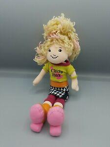 "Groovy Girls Gwen Chicks Rock Plush Manhattan Toys Doll Blonde Hair 13"""