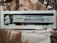 DAF XF105 SPACE CAB 763 FOND MOUVANT TPS JACQUEMMOZ 1/43 eligor