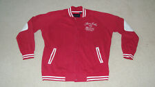 "SEAN JOHN ""1969"" Mens Red Varsity Snap Button Jacket Size XL ONLY ONE ON EBAY!"