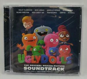 NEW SEALED UglyDolls Ugly Dolls Original Motion Picture Soundtrack CD FREE SHIP