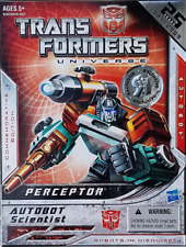 NEW SEALED - TRANSFORMERS G1 GENERATION 1 - PERCEPTOR TRU REISSUE - US SELLER!