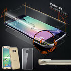 Samsung Galaxy S6/S7 Edge/Plus Soft Full Coverage Screen Protector+Soft TPU Case