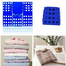 Clothes T-Shirt Folder Adult Magic Folding Flip Board Fast Laundry Organizer US
