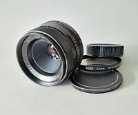 Auto Revuetar 50mm f/2.8 Fast 6-Blade Prime Camera Lens Ø52 - M42 Mount [VGC]