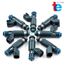 8x Fuel Injectors Fit For  03-09 Jaguar 4.2L 08-09 Land Rover 4.2L 2W93-BA