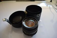 Vivitar(Kiron) 24mm f/2 f2 Lens For Minolta M/MD, Sony NEX E/Sony A- With  Case