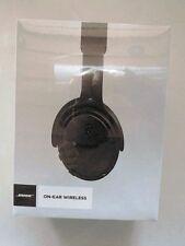 Original Bose On-Ear Wireless Headphones kabellos Google Assistant Schwarz NEU