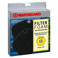 MARINELAND FILTER FOAM PADS C 530 RITE SIZE X #PA11501. FREE SHIPPING TO THE USA
