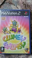 PlayStation 2 Clumsy Shumsy (For Eye Toy) (PS2) VERY RARE NEW STILL SEALED boxed