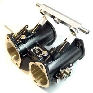 48mm DCOE/DHLA Twin Throttle Body Injection + fuel rail Weber/Dellorto/Solex