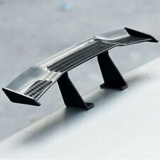 Universal Mini Spoiler Auto Car Tail Decoration Spoiler Wing Carbon Fiber ZW