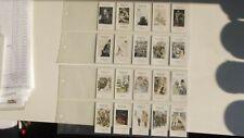 More details for raemaekers war cartoons -black cat 1916 carreras full set of 140