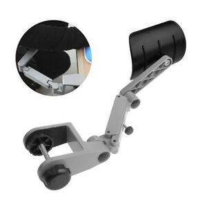 Computer Desk Additional arm Support Arm Rest Pads For Office Home Adjustable