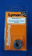 Lyman Shellholder X-1 - New