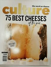 Culture 75 Best Cheeses of the Year Party Recipes 2015 2016 FREE SHIPPING JB