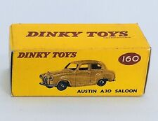Dinky 160 Austin A30 Saloon Empty Repro Box Only