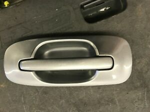 2002-2007 Subaru Impreza WRX Door Handle Exterior Rear Left Driver LH 02-07