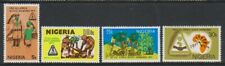 Nigeria - 1977, 1st All African Scout Jamboree set - MNH - SG 369/72