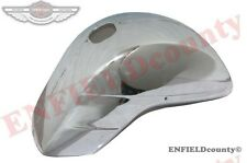 NEW CHROME PLATED VESPA FRONT MUDGUARD FOR VESPA PX, PE, T5 & CLASSIC SPARES2U