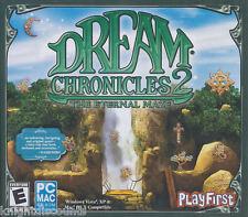 DREAM CHRONICLES 2 II The Eternal Maze PC MAC Game NEW!