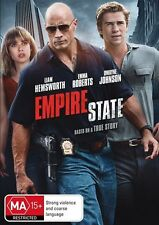 Empire State (Dwayne Johnson & Liam Hemsworth) DVD Region 4