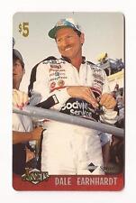 Dale Earnhardt Classic Assets $5 Sprint Phone Card 1996 #6