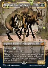 ikoria  MTG  Showcase  Nethroi, Apex of Death  Mythic