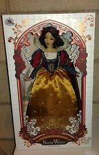 "SNOW WHITE D23 EXPO 2017 DISNEY STORE 17"" princess Doll Limited edition LE 1023"