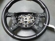 FORD FOCUS LV 4SPOKE BLACK LEATHER STEERING WHEEL