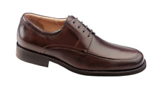 $135 New in box Johnston & Murphy Samford Moc Toe shoes Brown size 11 M