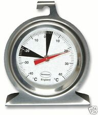 Brannan Stainless Steel Dial Fridge/Freezer Thermometer 22/402