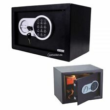 Opticum Safe AX Samson mit Elektronik Zahlenschloss Doppelbolzen Key Tresor