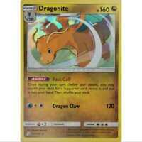 Pokemon Dragonite 119/181 - Sun and Moon Team Up -  HOLO RARE - Englisch NM/Mint