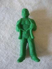 RARE 1979 vintage Japanese SUPERMAN rubber keshi figure DC comics CLARK KENT !!