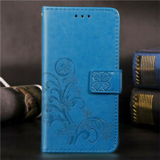Flowers Wallet Leather Flip Case Cover For Samsung A11 A51 A71 A21 A01 S20 S10