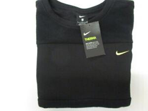 Nike Therma Fleece Icon Clash Top Ladies SIZE S (UK 10) REF CN572*