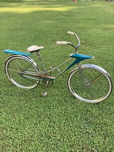 """Vintage Sears Spaceliner Bicycle 26"""" 1960s"""