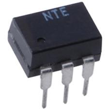 Nte Electronics Nte3040 Optoisolator With Npn Transistor Output 6-pin Dip