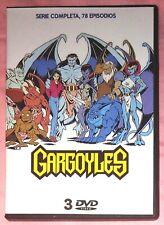 Serie tv Gárgolas (pregunta antes de comprar!!)