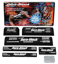 7PC Hook and Loop Block set with Soap Dura-Block AF44HL DRB