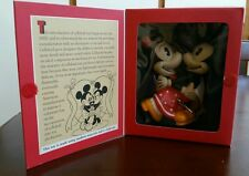 Disney Dancing Mickey and Minnie Wind-Up Toy - Retro Collection