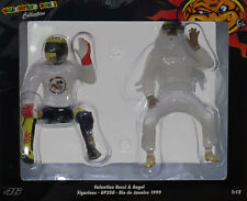 1:12 Minichamps Figur Rossi with Angel  GP 250 1999