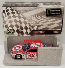 Kyle Larson 2017 Lionel Collectibles #42 Target Michigan Raced FALL Win 1/24