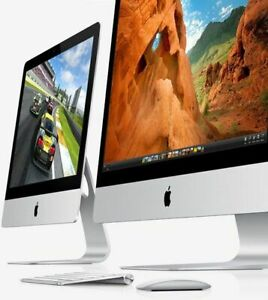 """Apple iMac A1418 21.5"""" MD093LL/A 2.7GHz i5 Quad Core, 8GB RAM, 1TB 12 M Warranty"""