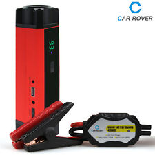US POST Car Jump Starter Battery Booster Charger Bank 1000A Peak 14800mAh
